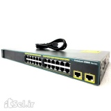 سوئیچ سیسکو Switch Cisco WS-C2960 24TT-L