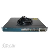 سوئیچ سیسکو Cisco Switch WS-3560X-24P-S