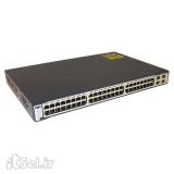سوئیچ سیسکو Cisco Switch WS-C3750G-48TS-E