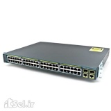 سوئیچ سیسکو Cisco Switch WS-C2960-48PST-L